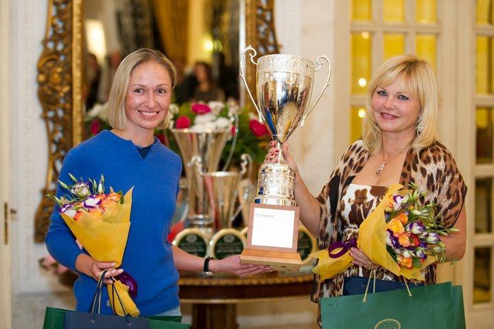 Красноусова Татьяна и Зарудная Наталья